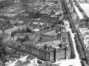 Moabit Prison in the 19th century (from: obviousmag.org)