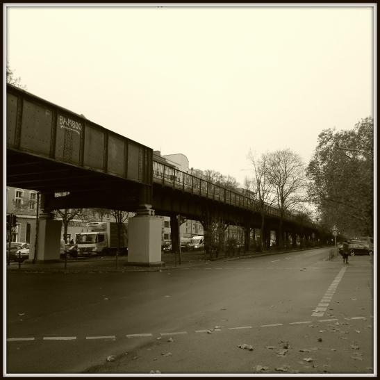 Where Wrangelstrasse meets Skalitzer Strasse