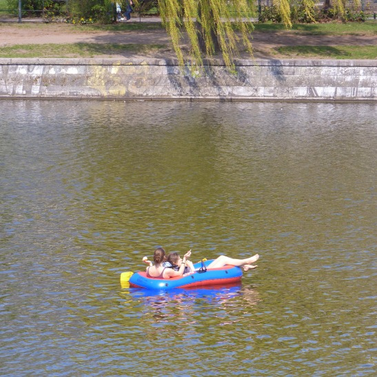 Got that dinghy-feeling ´cos it´s summer again (photo: notmsparker)
