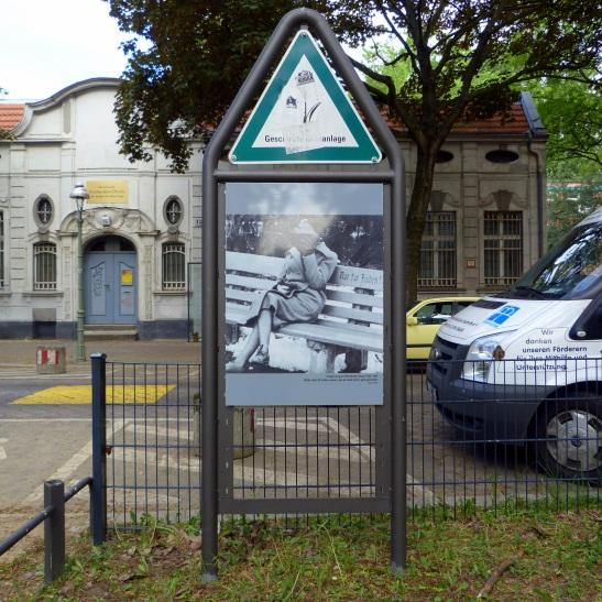 FONTANEPROMENADE 15 on May 23 2013 zentrale Dienstelle Für Juden Memorial (27)