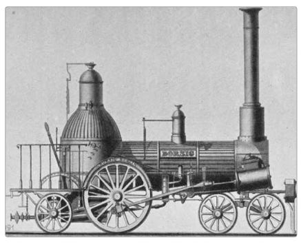Borsig 1 in 1841