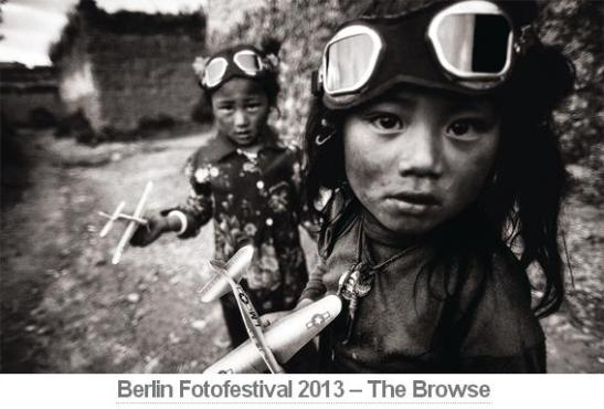 Official image for Berlin Fotofestival´2013 ©Frédéric Lemalet