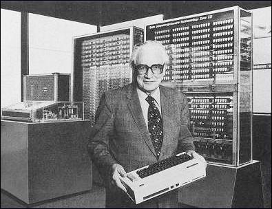 Prof. Konrad Zuse