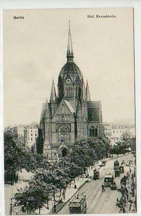 The church in 1910