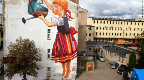 """The Legend of The Giants"" by Natalia Rak"