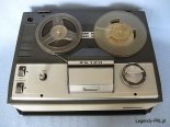 Old Polish tape-recorder (photo through legendy-prl.pl)