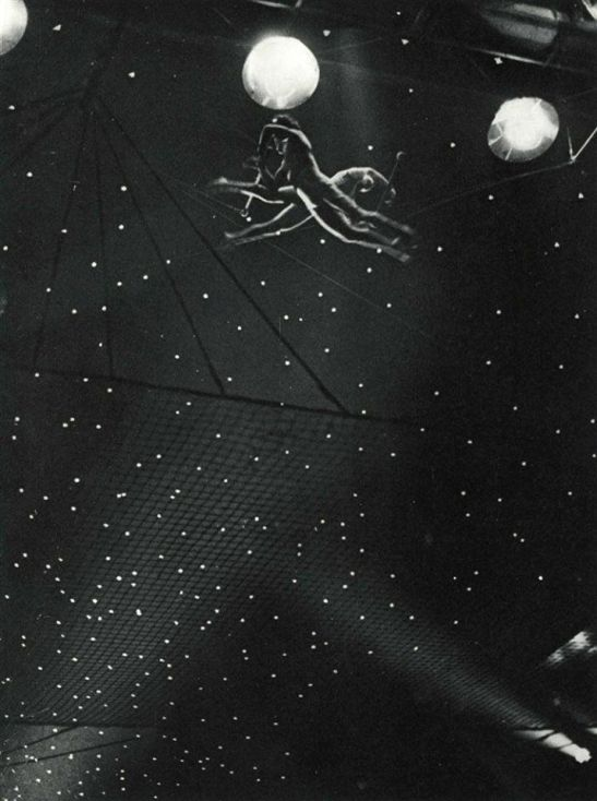 The Acrobats by Otto Umbehr