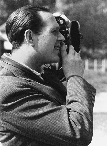 Fred Stein in Paris around 1937