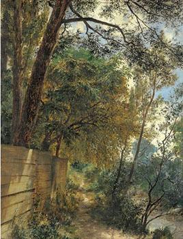 Der Schafgraben (the future Landwehrkanal), 1846