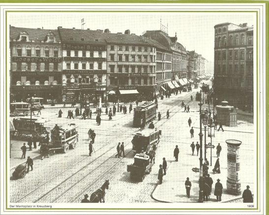 Moritzplatz 1909
