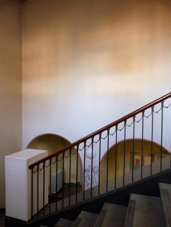 Old Rathaus Stairway (photo: notmsparker)