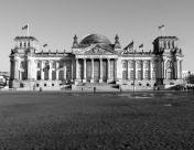 The Reichstag Building in February 2014 (image by notmsparker)
