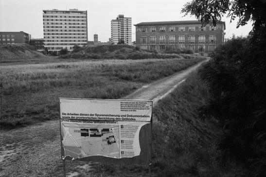 martin gropius bau in kreuzberg and the topographie des terrors gelände today chrisjohndewitt 1980s