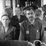 Nazi slaves on their way to work (photo: Berliner Geschichtswerkstatt)