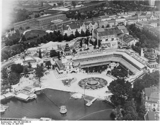 Berlin-Halensee, Lunapark