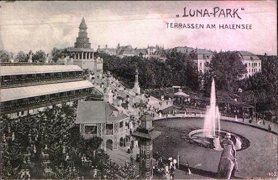 Lunaparkterrassen 1904