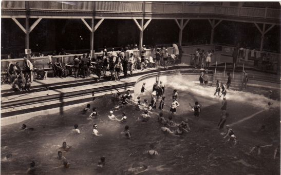 wellenbad walensee 1929