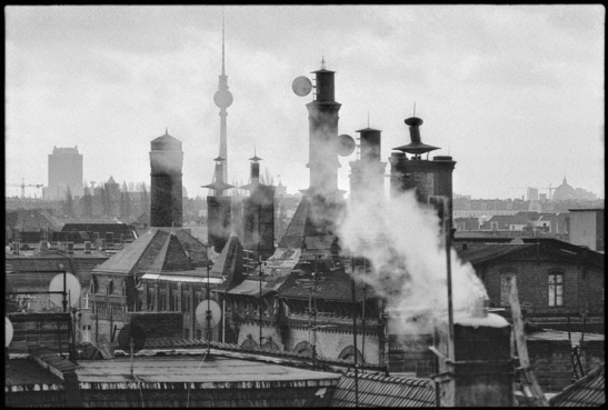 Over the roofs of East Berlin