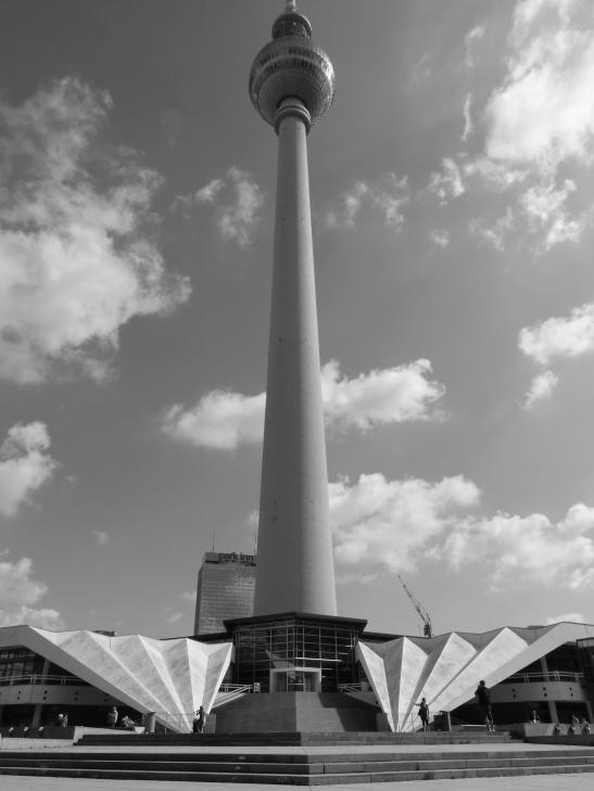 Fernsehturm East Berlin nmp