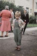 Life inside Berlin's Marienfelde Refugee Transit Camp in 1961 (1)