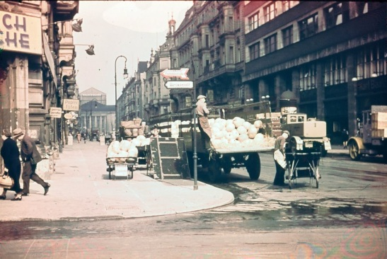 Berlin in 1937 (10) volksbühne to dircksenstrasse