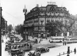 Potsdamer Platz in the 1930s (image through Bundesarchiv)