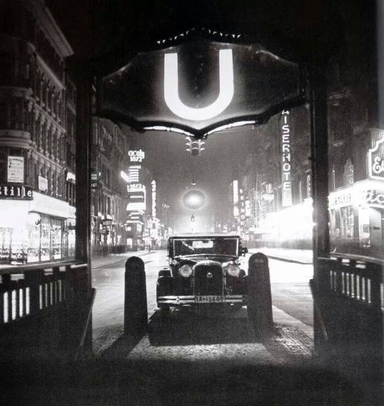 Friedrichstrasse in 1926
