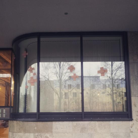 Former Haus des Deutscher Verkhersbundes today (image by notmsparker)