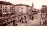 U-bahnhof Oranienstrasse (Görlitzer Bahnhof on the U1 Line today) in 1905.