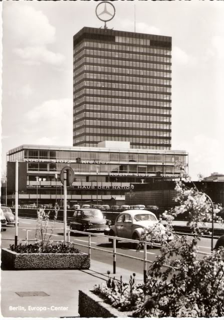 Europa-Center in 1965