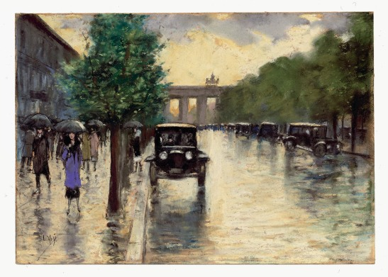 Lesser Ury UdL and B Tor