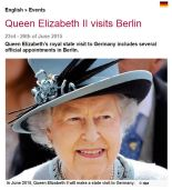 Capture royal visit