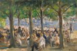 Max Liebermann summer cafe at the havel