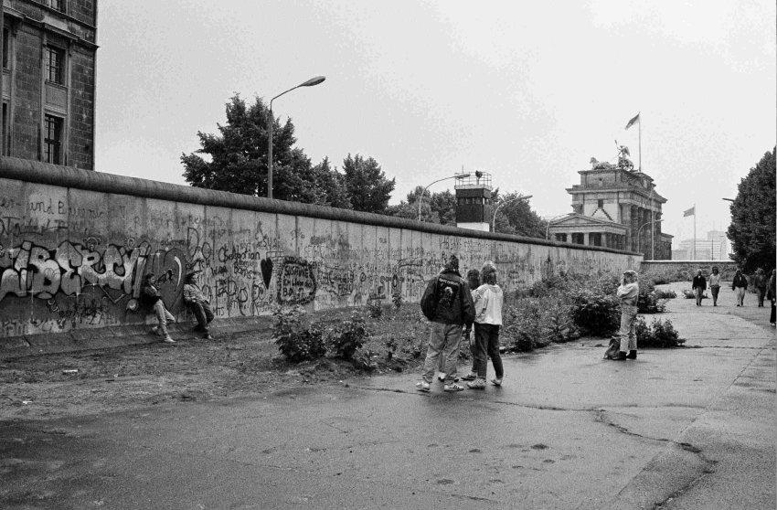 berlin wall life on the inside Berlin wall at checkpoint charlie  mum: 'haven't you watched the tv, we fear  for your life, there's something going on that we can't explain.