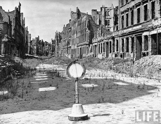 hollmannstr after WW2 from LIFE Magazine
