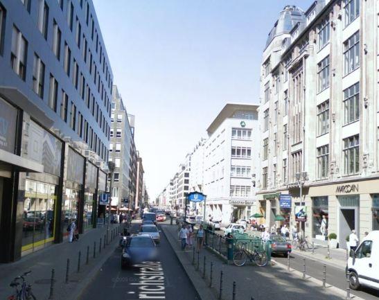 friedrichstrasse 62 rorner kronenstrasse
