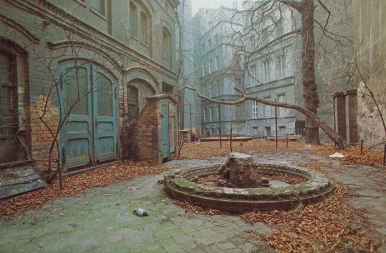 where in kreuzberg iba 1980s
