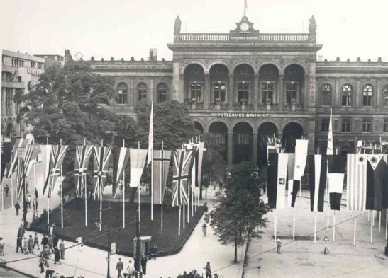 postdamer bahnhof 1936