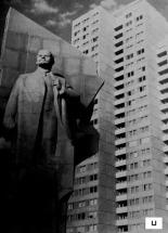 Lenin at leninplatz (photo through Socialist Modernism)