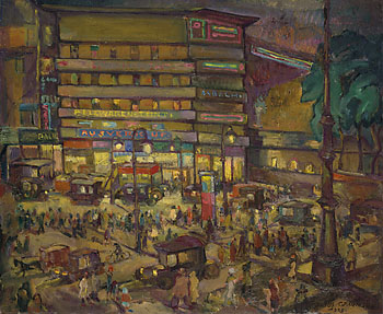 julius-graumann-alexanderplatz-in-berlin-1929-sold-2003-by-ketterer-kunst