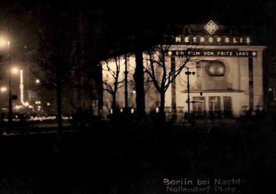 Schöneberg_Ufa_am_Nollendorfplatz_1927 metropolis premiere