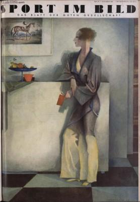 Paul Scheurich Sport im Bild Magazine 1932