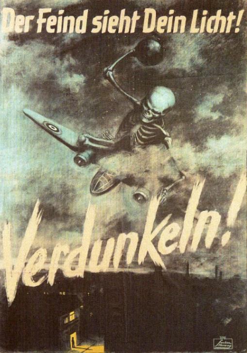 verdunkel poster 1943